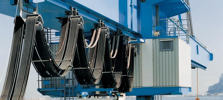 Festoon Cables - Round